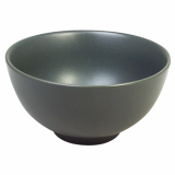 Ston Grey Porcelain - Rice Bowl (13cm)