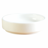 Orion Butter Pad (7.5cm) - White Porcelain