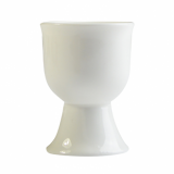 Orion Egg Cup (5cm) - White Porcelain