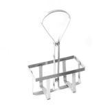 Cruet Rack for 2 Square Oil/Vinegar Cruets