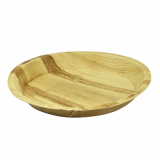 Palm Leaf Round Plates 10 Inch (Pack of 25)