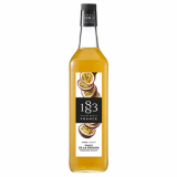 Routin 1883 Syrup - Passion Fruit (70cl) - Glass Bottle