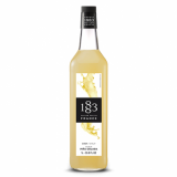 Routin 1883 Syrup - Pina Colada (1 Litre) - Glass Bottle
