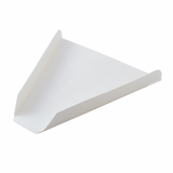 Compostable Pizza Slice Tray (Pack of 500)