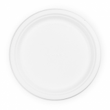 Bio Compostable Bagasse Plates - 10 inch (Pack of 50)