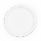 Bio Compostable Bagasse Plates - 9 inch (Pack of 50)