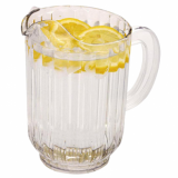 Jug with Ice Lip - Polycarbonate (1.8 Litre/3 Pint)