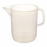 Polypropylene Measuring Jug with Handle (250ml)