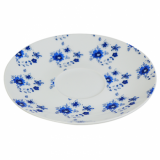 Afternoon Tea Forget-me-not Saucer - Porcelain 6 inch (15cm)