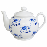 Afternoon Tea Forget-me-not Teapot - Porcelain (1 Litre)