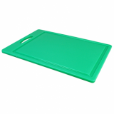 Food Prep Chopping Board - Green (35cm x 25cm)