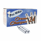 Pro Whip Cream Chargers - Pack of 2 x 24s (48 Chargers)