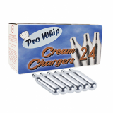 Pro Whip Cream Chargers - Pack of 6 x 24s (144 Chargers)