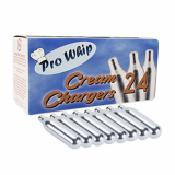 Pro Whip Cream Chargers - Pack of 8 x 24s (192 Chargers)