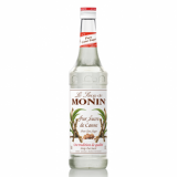 Monin Syrup - Pure Cane Sugar (70cl)
