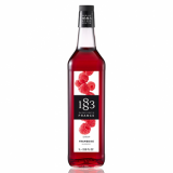 Routin 1883 Syrup - Raspberry (1 Litre) - Glass Bottle