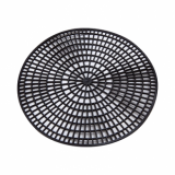 Round Anti Slip Mat for For 14-Inch Trays (310mm)