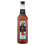 Routin 1883 Syrup - Caramel - Sugar Free (1 Litre) - Plastic Bottle