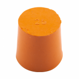 Rubber Bung (Base Dia 25mm)