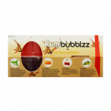 Bubblzz - RUM Kit of 4 Bursting Bubbles Flavours (4 x 100g)