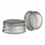 Screw Cap Lid for Mini Glass Bottles (28mm Diameter)