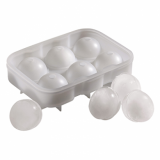 Silicone Ice Ball Mould (6 x 45mm Balls)