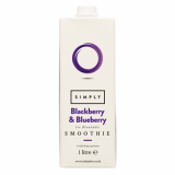 Smoothie Mix - Simply Blueberry and Blackberry (1L) BBD 7/1/21 OFFER