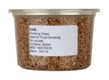 Wood Chips - Oak (500ml Approx 170g) LARGE CHIPS (Not as Image)