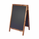 Square-Framed A-Blackboard Pavement Sign (110cm x 66.5cm)