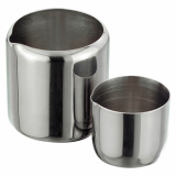 Stainless Steel Mini Milk Tot (3oz/85ml) Without Handle