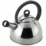 Stainless Steel Whistling Kettle - Large (1.75 Litre)