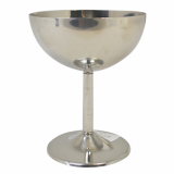 Tall Sundae Cup - Stainless Steel (10cm)