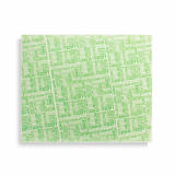 Bio Compostable Greaseproof Sheets - 430mm x 350mm (Pack of 1000)
