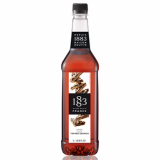 Routin 1883 Syrup - Toffee Crunch (1 Litre) - Glass Bottle