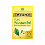 Twinings - Pure Peppermint Tea Bags (40g) - Pk of 20