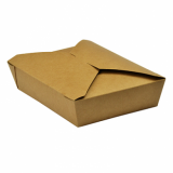 Vegware No. 2 Food Carton 1500ml (Pack of 20)