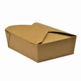 Vegware No. 3 Food Carton 1800ml (Pack of 30)