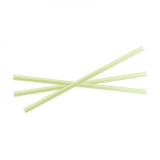 Compostable 7mm Green Stripe Straw (Pack of 300)