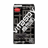 Vitasoy - Black Soy Drink with Straw (250ml) - OFFER BB 6/2/21