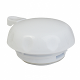 White Beverage Server LID (1.1 litre/38.5fl.oz)