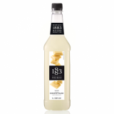 Routin 1883 Syrup - White Chocolate (1 Litre) - Plastic Bottle