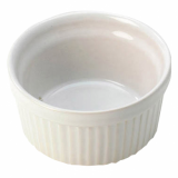 Orion White Ceramic Ramekin (90mm) - Single