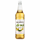 Monin Syrup - Banana (Yellow) 1 Litre