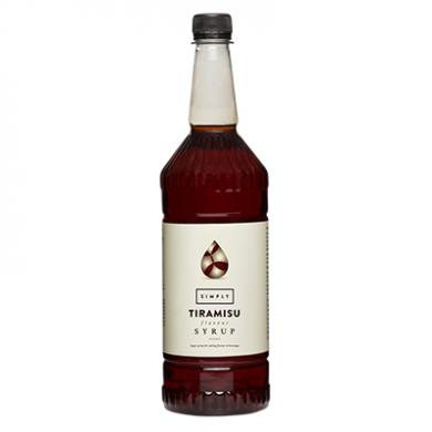 Syrup - Simply Tiramisu (1 Litre)