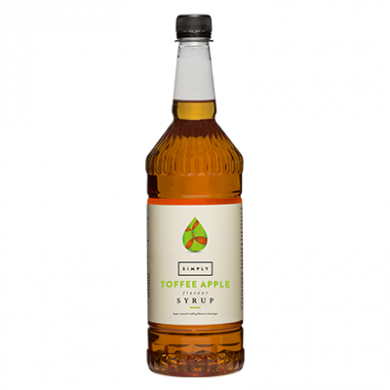 Syrup - Simply Toffee Apple (1 litre)