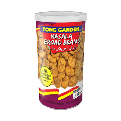 Tong Garden - Masala Broad Beans (180g)