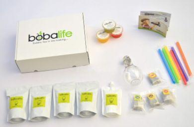 Boba Life - Gift Box (Traditional Selection)