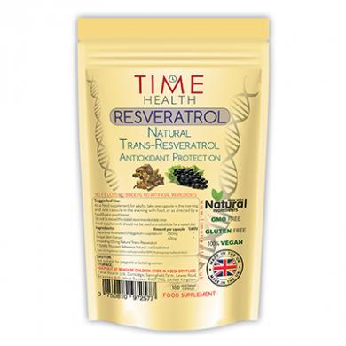 Trans Resveratrol PREMIUM Puredia (180 Capsules)