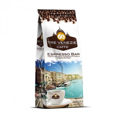 Tre Venezie Caffe - Espresso Bar Coffee Beans (1kg)