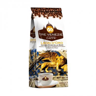 Tre Venezie Caffe - Leon D'Oro Coffee Beans (1kg)